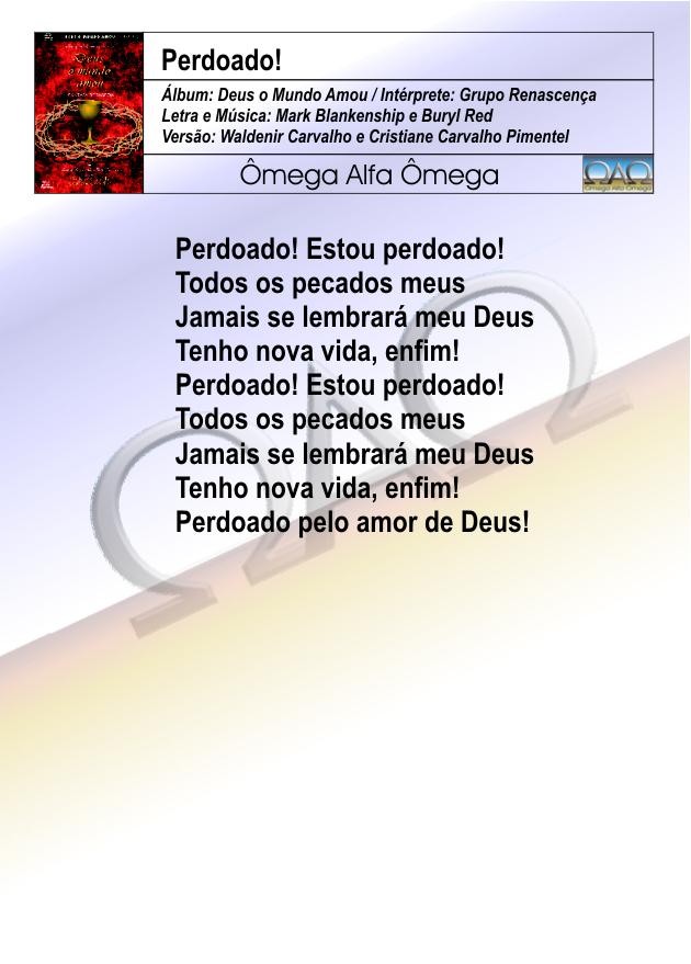 CONHECIDO PARTITURA PELOS BAIXAR CANTATA CRAVOS